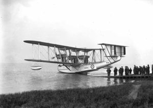 Flying-Boat Launch