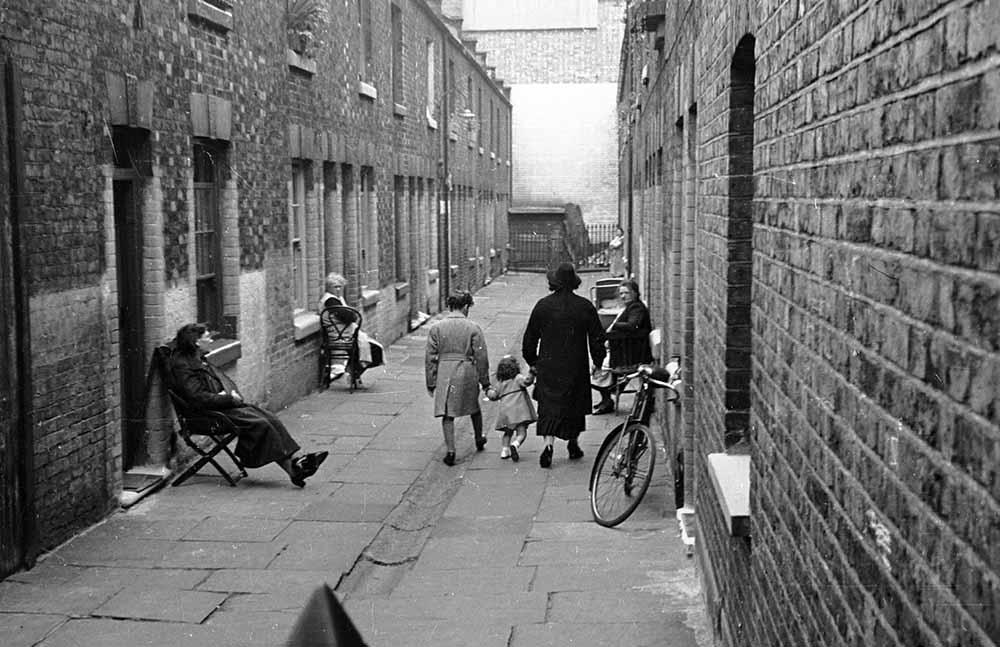 Whitechapel Alley fine art photography