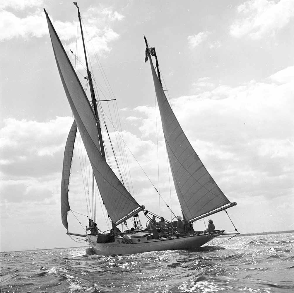 Sailing Yacht fine art photography