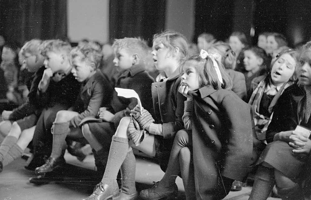 Young Audience fine art photography