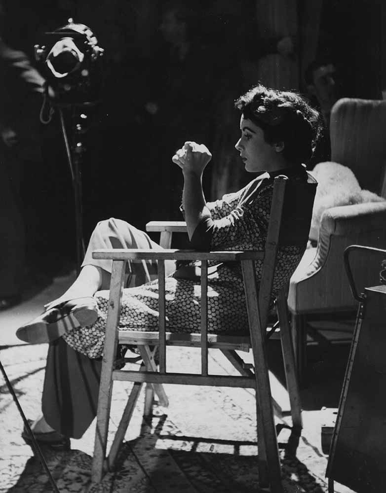 Elizabeth Taylor fine art photography