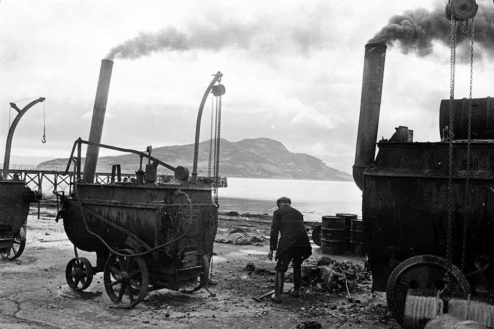 Scottish Shore fine art photography