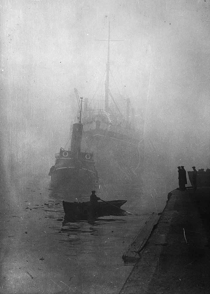 Misty Thames fine art photography