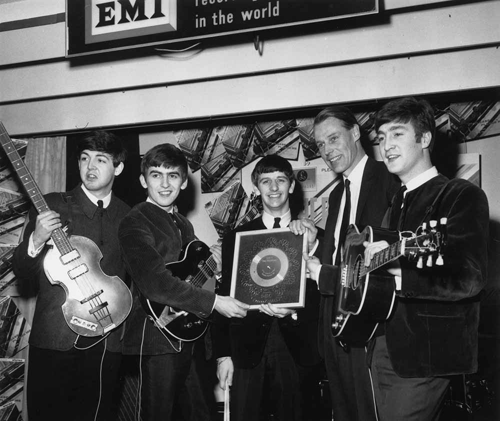 Silver For Beatles fine art photography