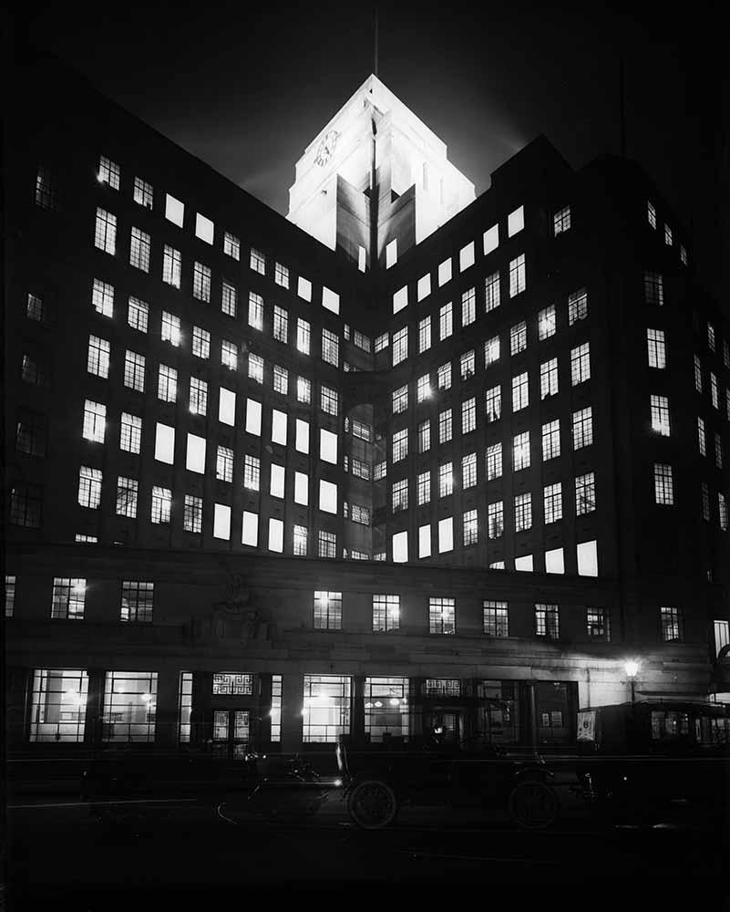 London Headquarters fine art photography