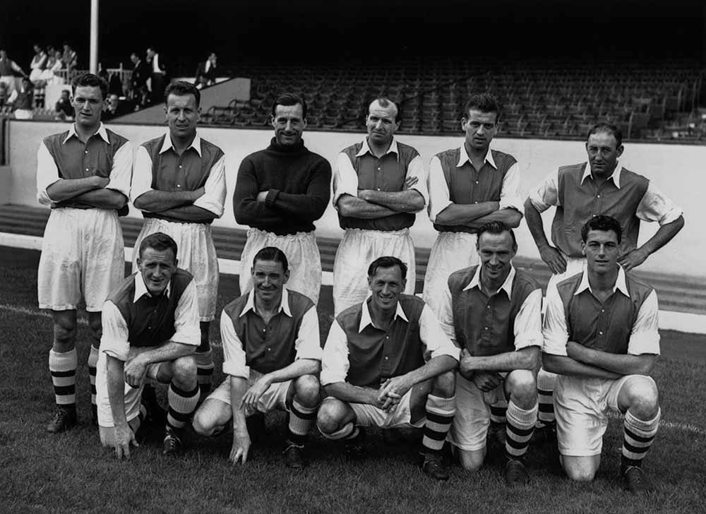 Arsenal Team fine art photography