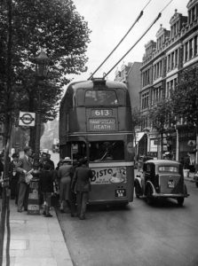 Hampstead Bus