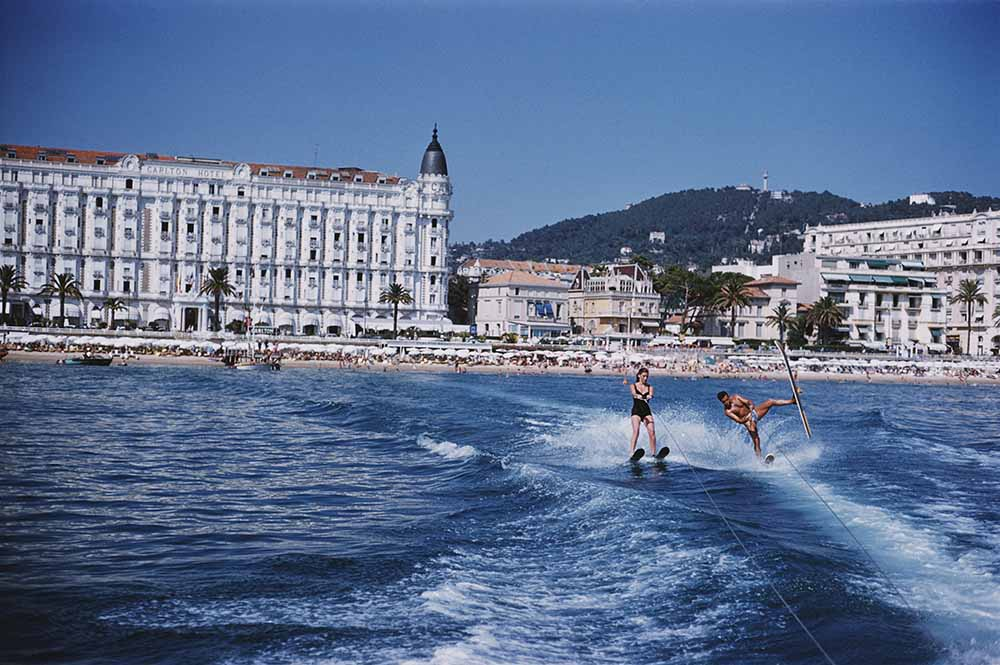 Cannes Watersports fine art photography