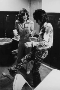 Mick And Ron