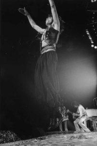 Jumping Jagger