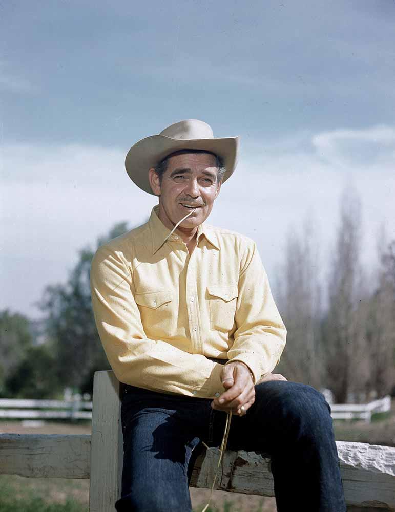 Gable On The Ranch fine art photography