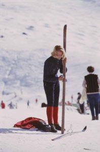 Verbier Skier