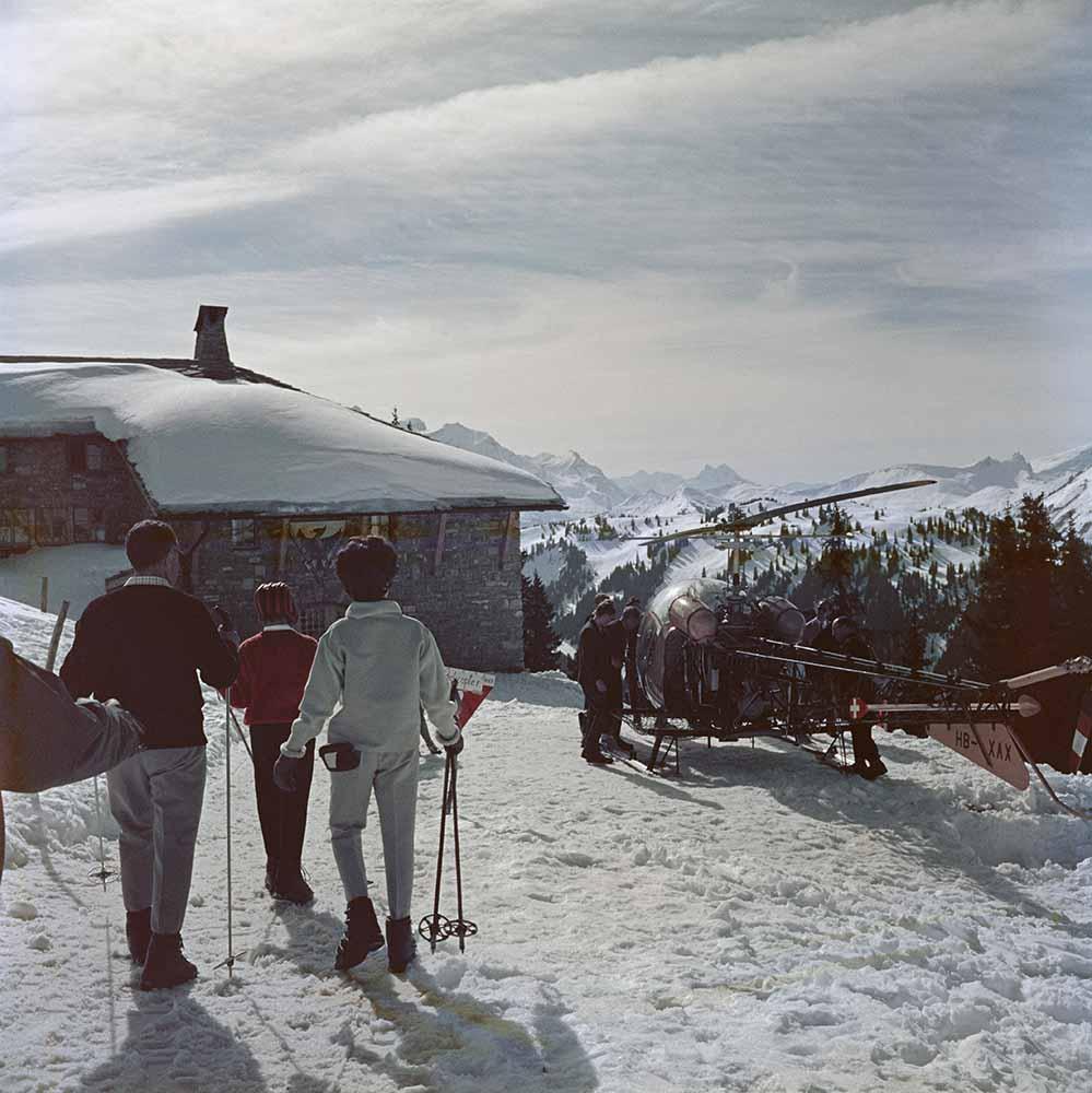 Gstaad fine art photography