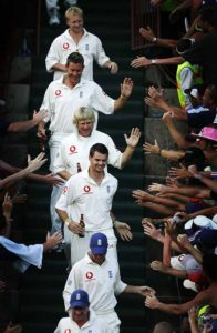 South Africa v England – Fifth Test, Day Five