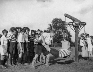 Mechanised Rugby