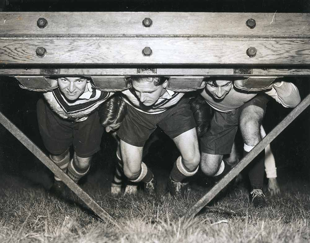 Sale Rugby Club fine art photography