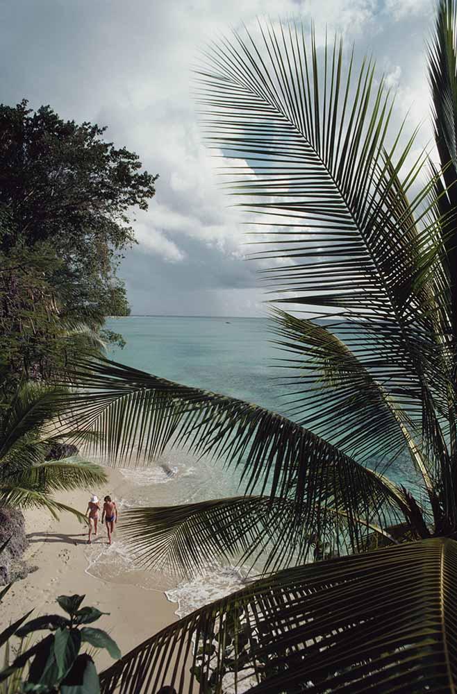 Barbados Beach fine art photography