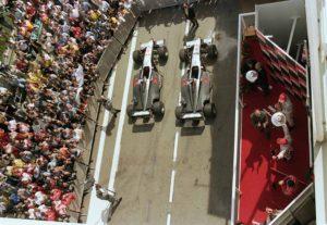 Double McLaren Victory