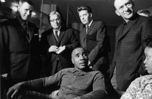 Sonny Liston Surrounded