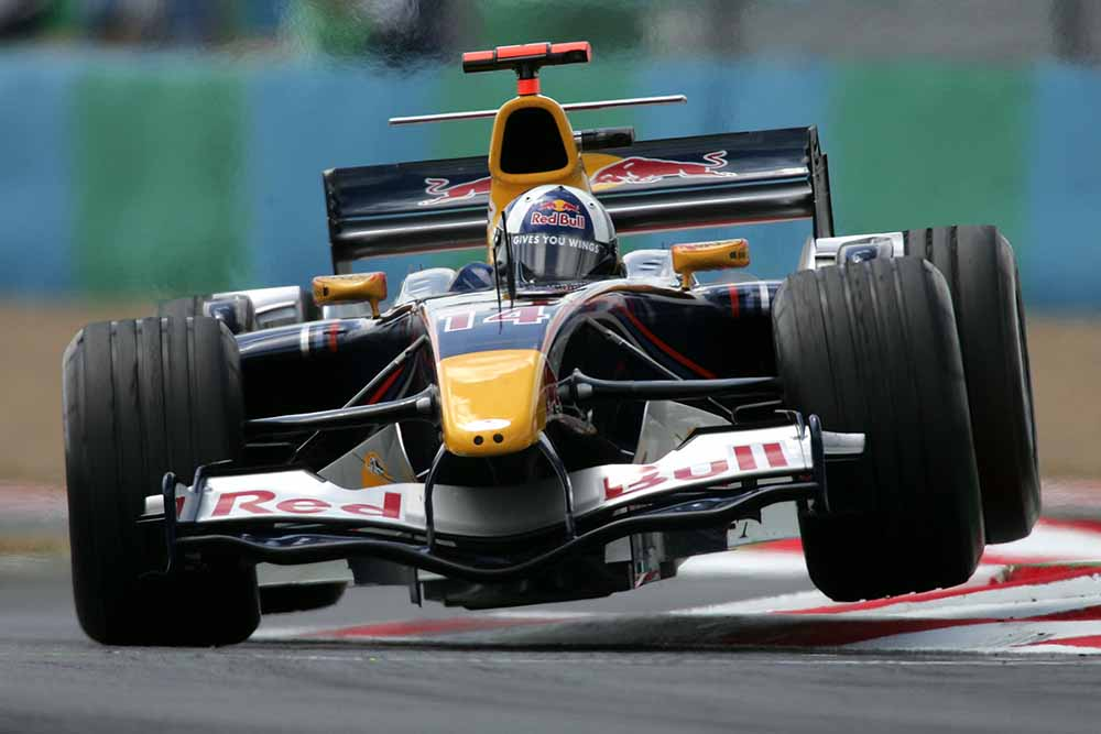 Practice for the French Grand Prix fine art photography