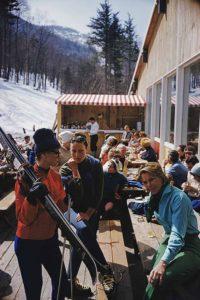 Ski Fashion At Sugarbush