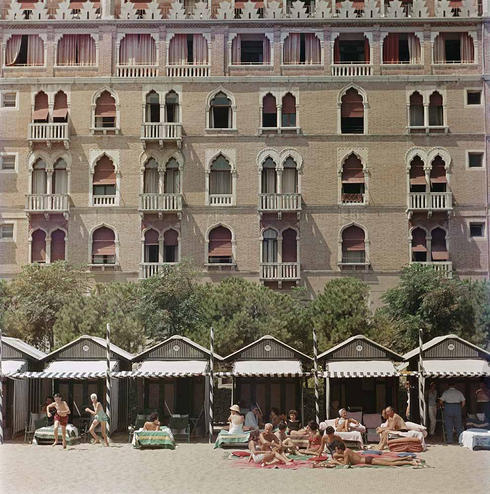 Hotel Excelsior fine art photography