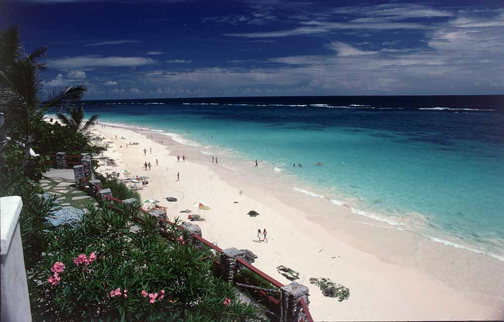 Coral Beach fine art photography
