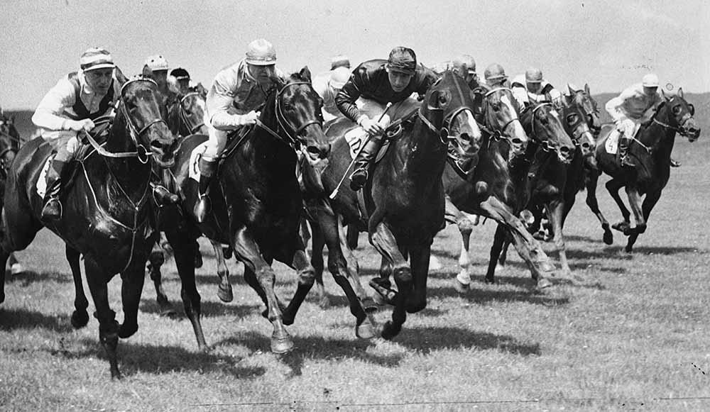 Wartime Derby fine art photography
