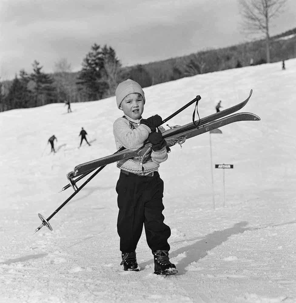 New England Skiing fine art photography