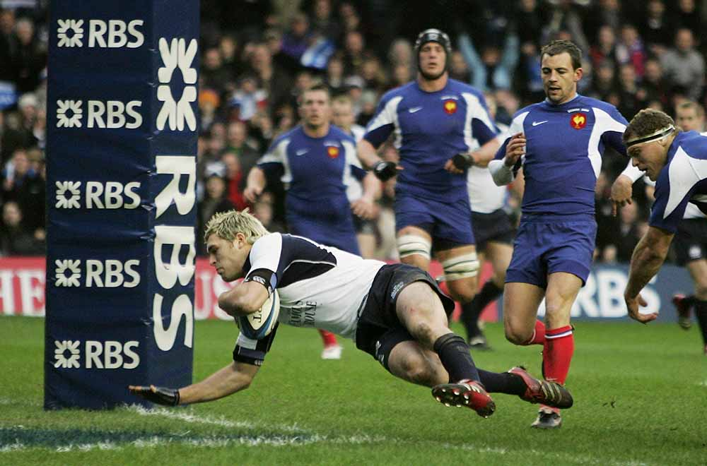 RBS Six Nations: Scotland v France fine art photography