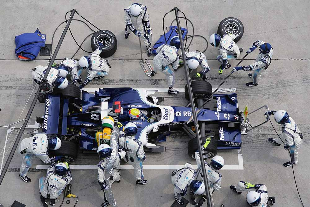 F1 Grand Prix of Malaysia fine art photography