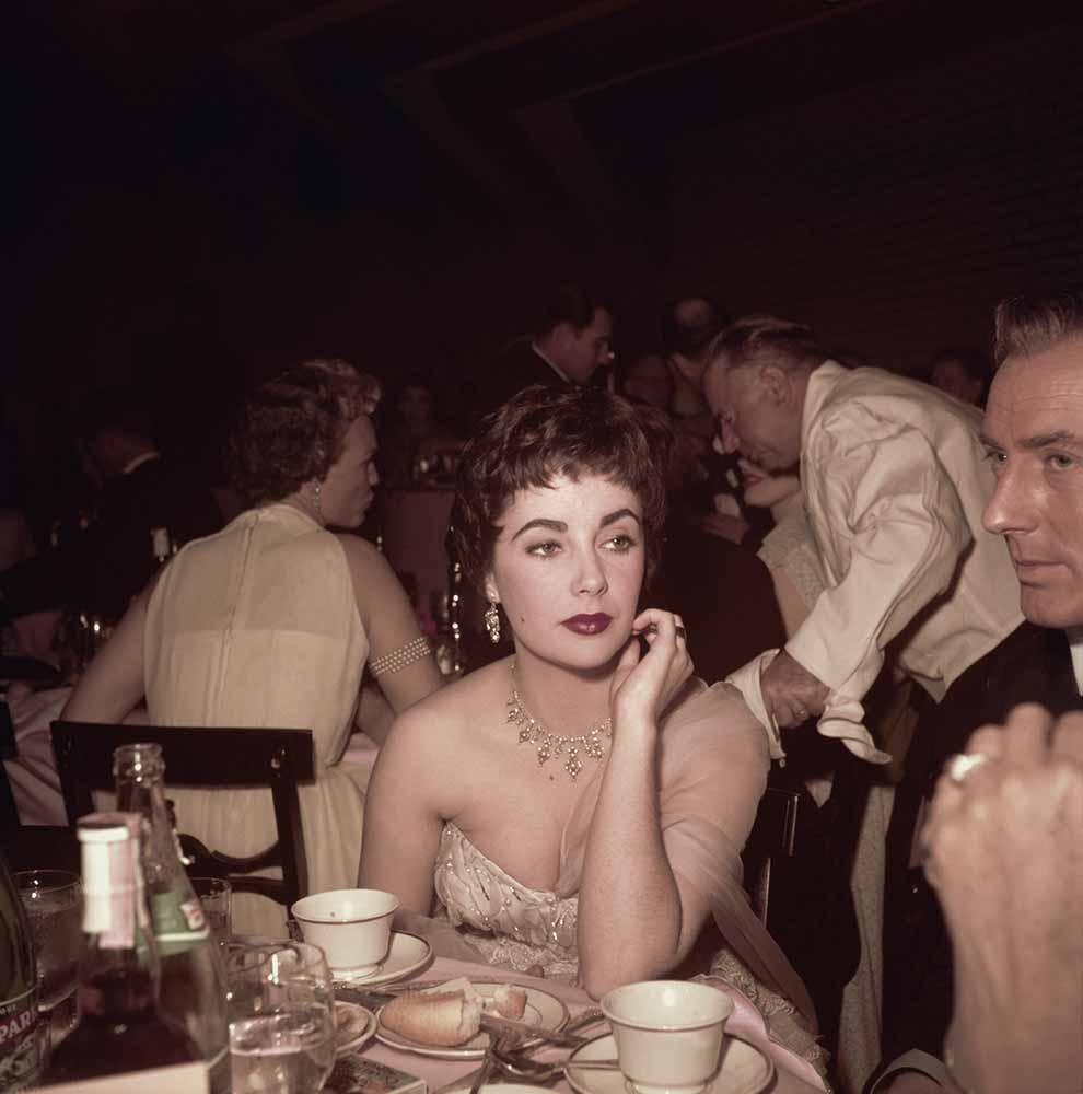 Taylor And Wilding At Academy Awards fine art photography