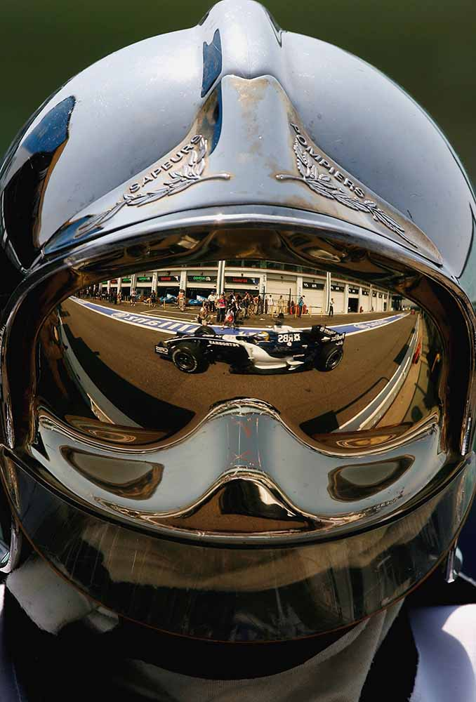 F1 Grand Prix of France – Practice fine art photography