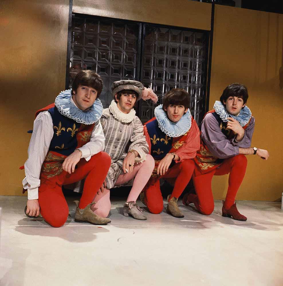 Beatles Rehearse Shakespeare fine art photography