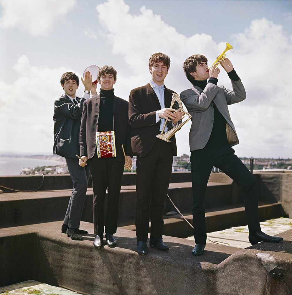 Beatles Portrait fine art photography
