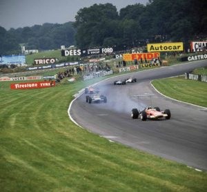 Oliver Leads Siffert