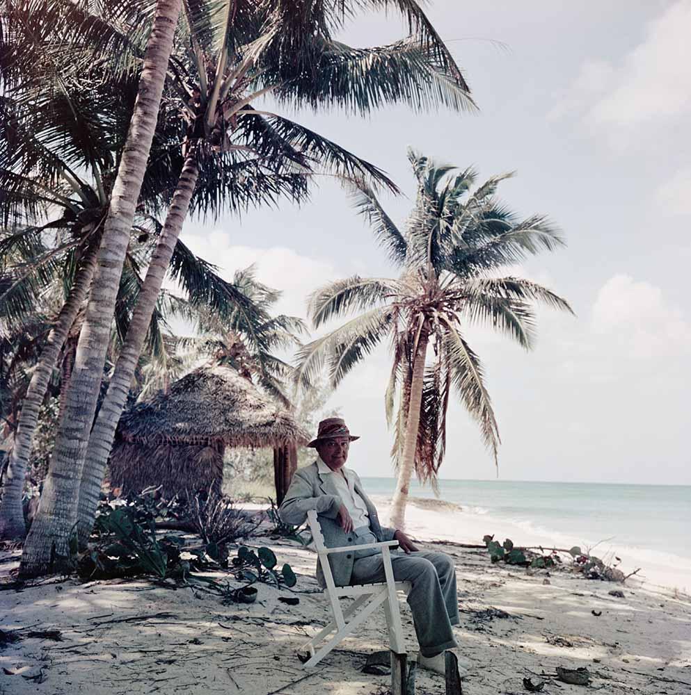 T. S. Eliot fine art photography