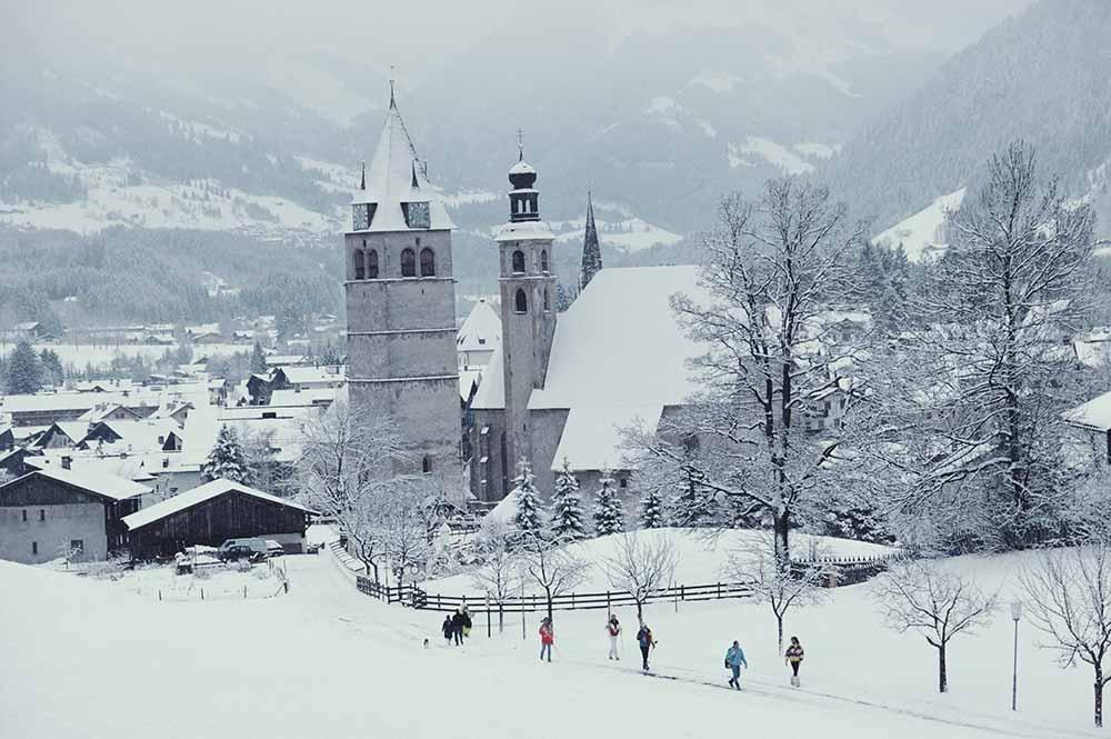 Tyrolean Churches fine art photography