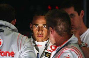 Belgian Formula One Grand Prix: Practice