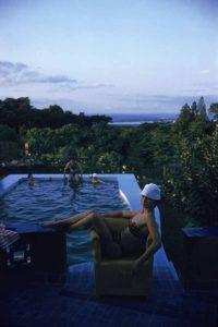 Relaxing In Kenya