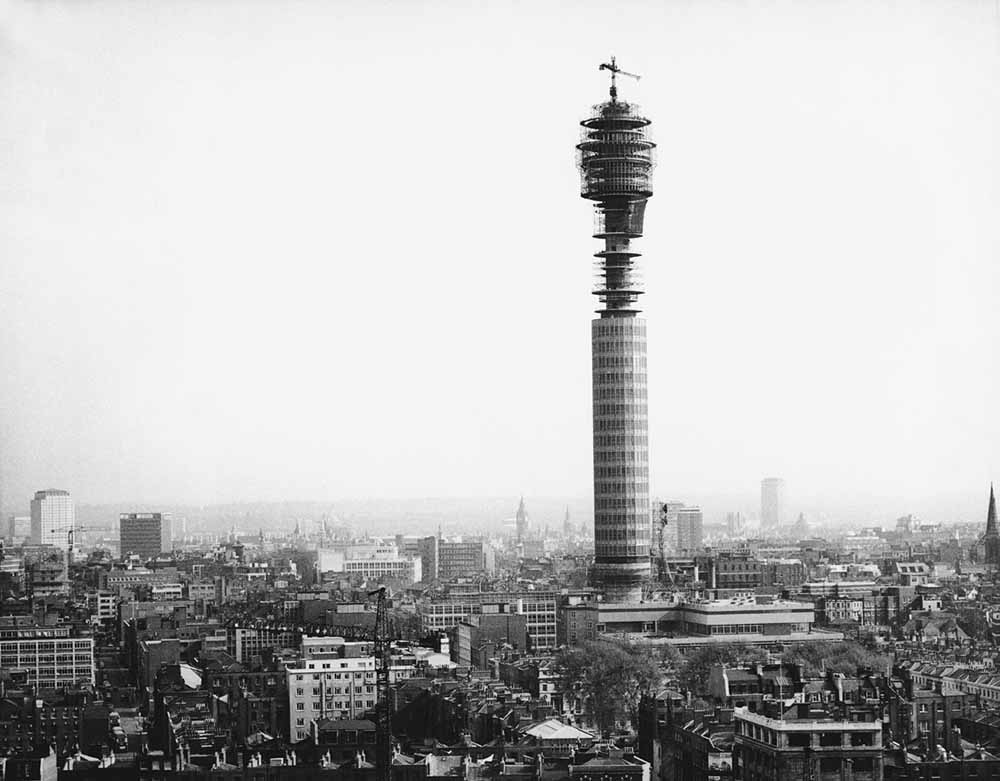 Post Office Tower fine art photography