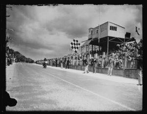 Isle of Man TT Race