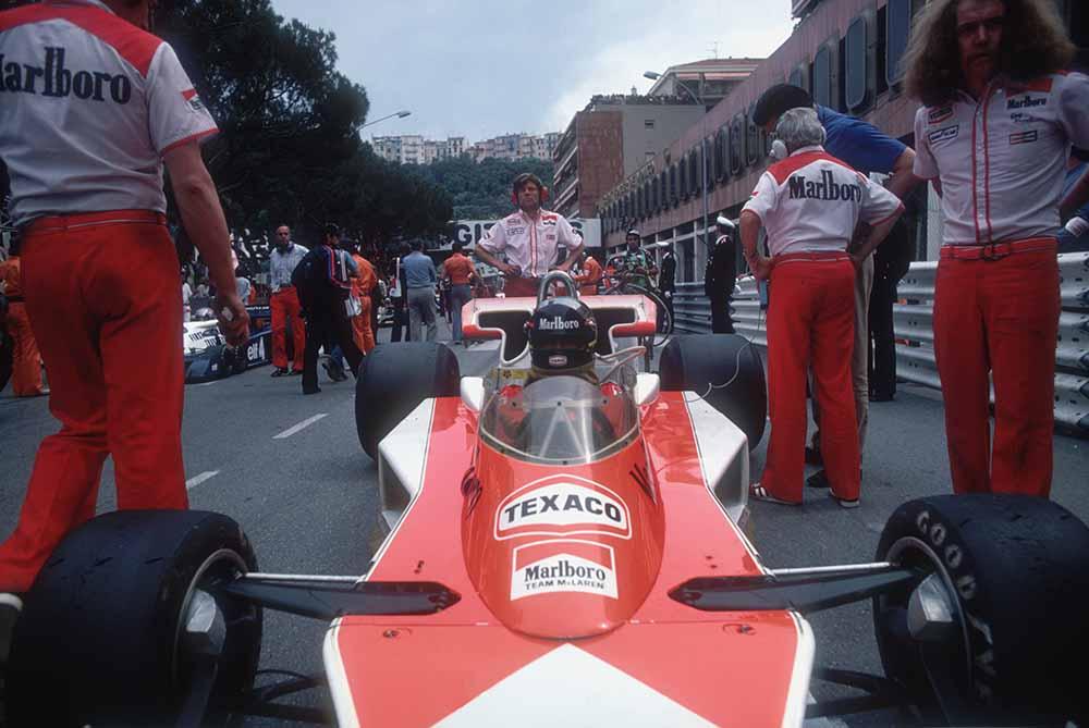 Monaco Grand Prix fine art photography