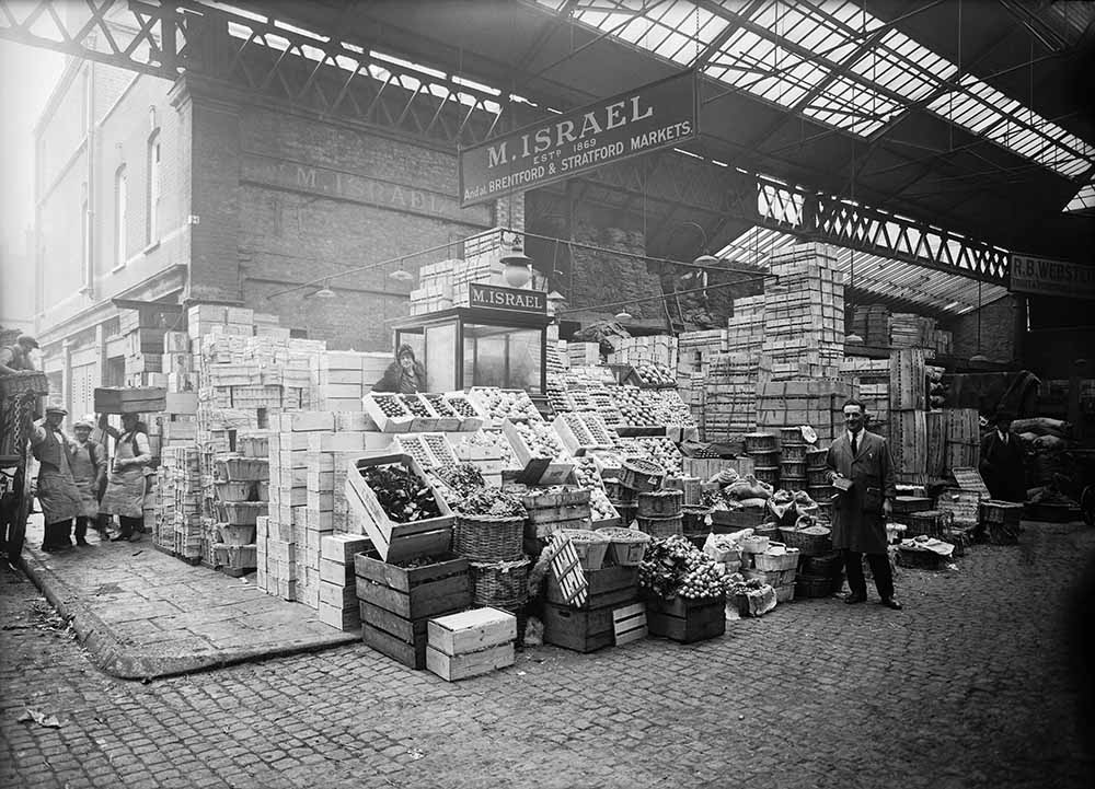 Old Spitalfields Market fine art photography