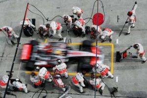 Malaysian Formula One Grand Prix: Race