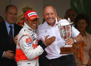 Monaco Formula One Grand Prix: Race