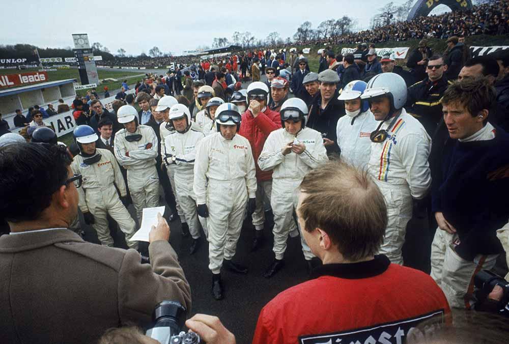 1968 British Grand Prix fine art photography