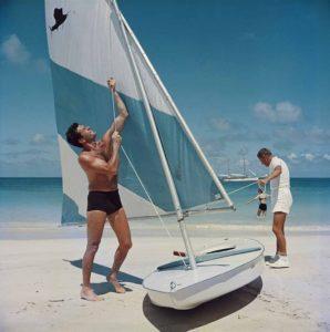 Boating In Antigua