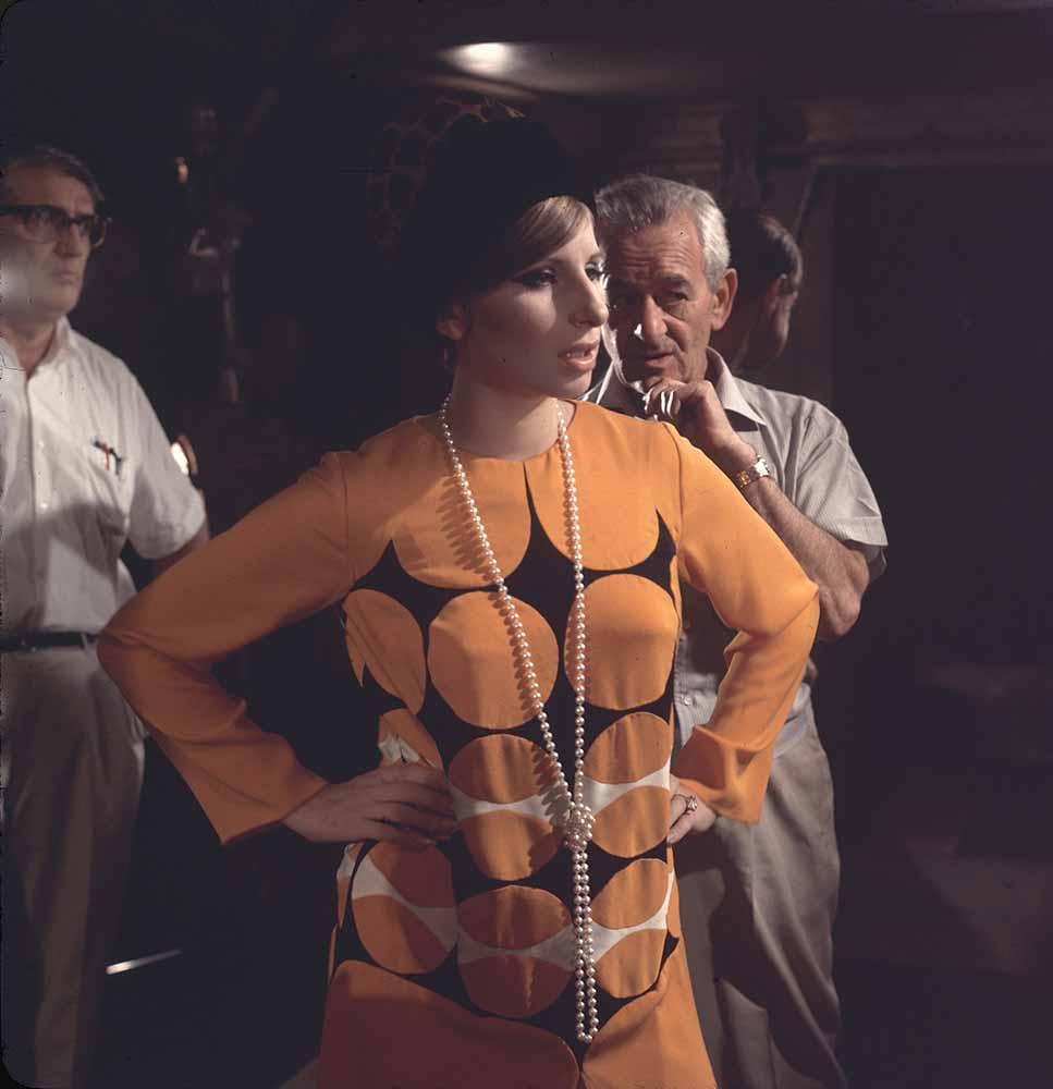 Barbra Streisand fine art photography