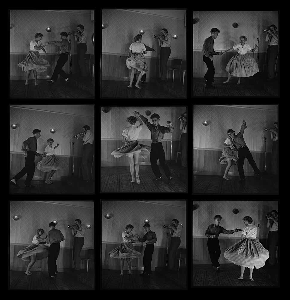 Jazz Dancers fine art photography